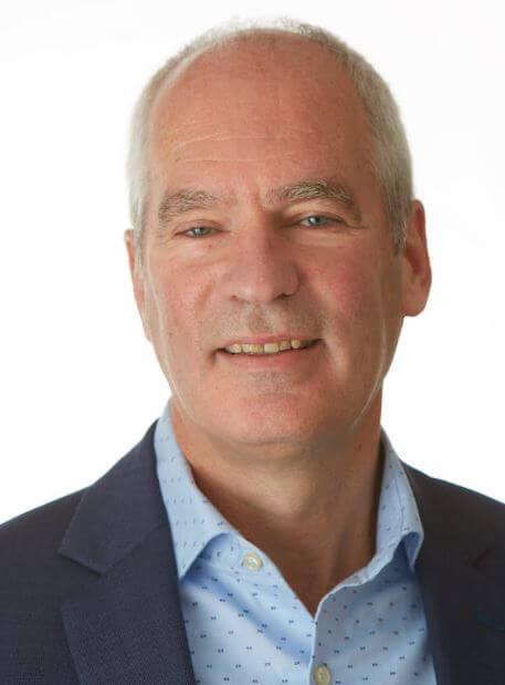 Portretfoto Bart Brouwer RvT